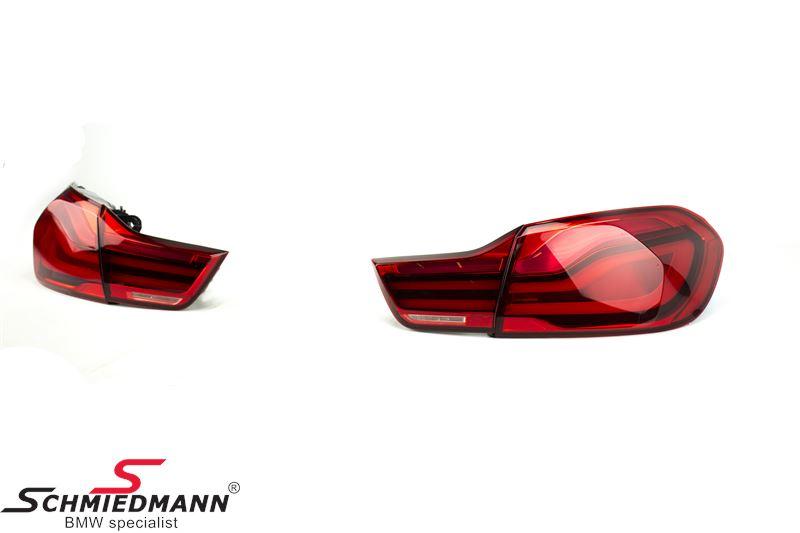 Baglygtesæt LCI facelift upgrade - original BMW