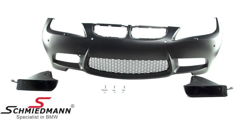 Frontspoiler Motorsport II EVO design (uden tågelygter)