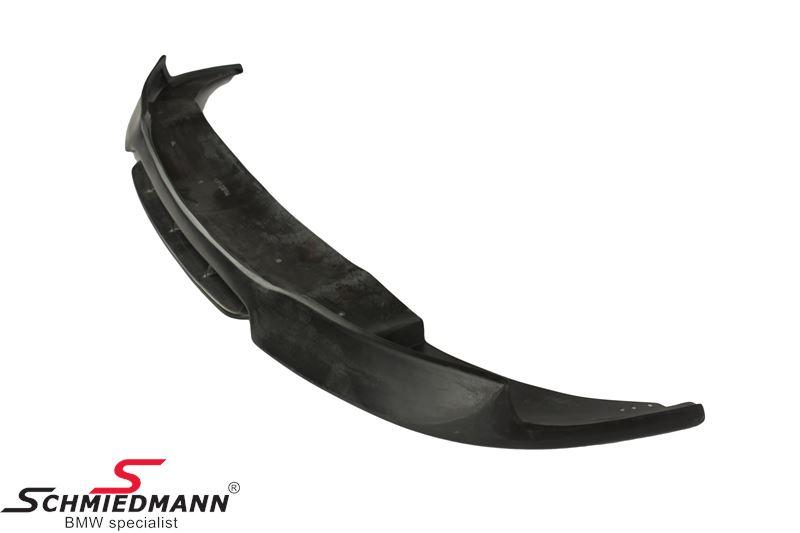 Frontspoilerlæbe carbon til Motorsport II EVO design frontspoiler