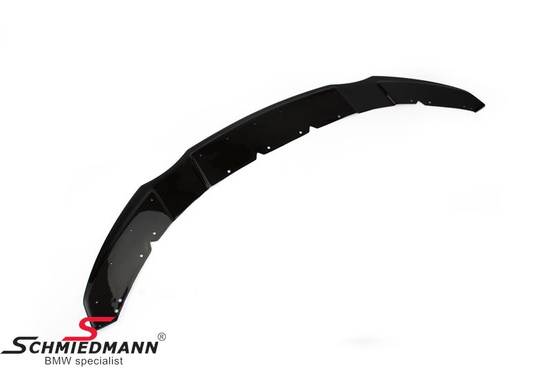 Frontspoiler lip -Unlimited- genuine 4 layer dry carbon for M-Technic frontspoiler