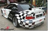 Hækskørte bredt -GTR-