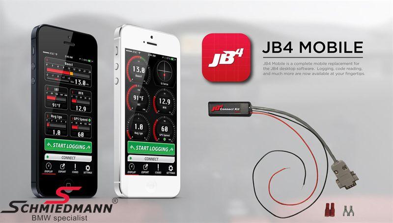Burger motorsports JB4 bluetooth connect kit