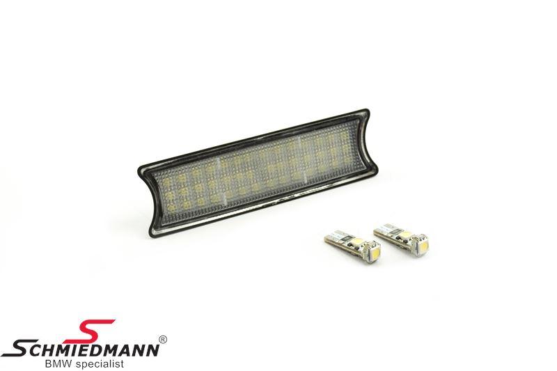 Loftlampe sæt LED (2 stk.)