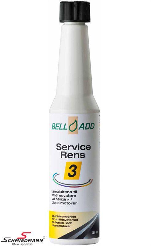Motor-indvendigrens Bell Add service rens 3