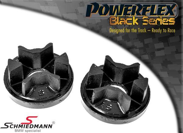 Powerflex racing -Black Series- motor-ophæng insert nederste lille (Diagram ref. 7)