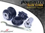 Powerflex racing -Black Series- front arm (wishbone) inner bush set, with adjustable camber +/- 0.5° (Pos. 2 on diagram)
