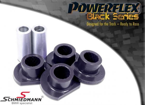 Powerflex racing -Black Series- bærearmsbøsninger yderste, sæt (Pos. 2 på diagrammet)
