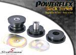 Powerflex racing -Black Series- stræbearmsbøsninger sæt (til banebrug)