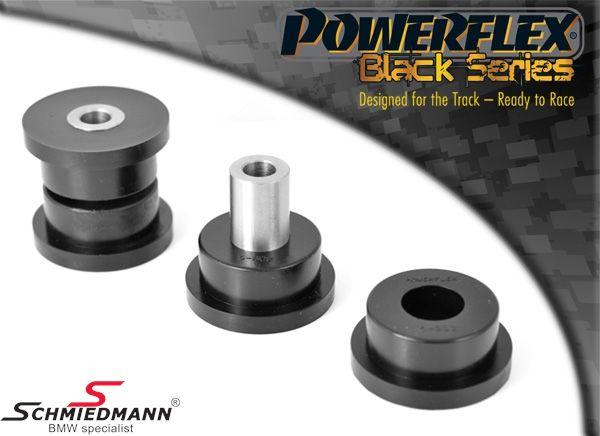 Powerflex racing -Black Series- bærearmsbøsninger sæt (til banebrug)