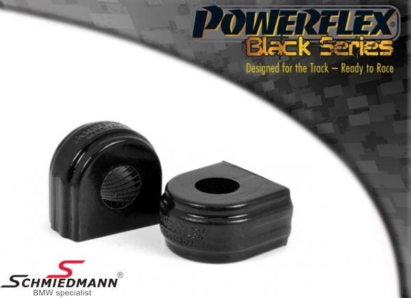 Powerflex racing -Black Series- stabilisator bøsnings-sæt bag 22MM (Diagram ref. 14)
