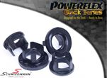 Powerflex racing -Black Series- rear beam outer front inserts set (only inserts) (Position 20 on diagram)