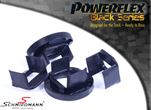 Powerflex racing -Black Series- rear beam outer rear inserts set (only inserts) (Position 20 on diagram)
