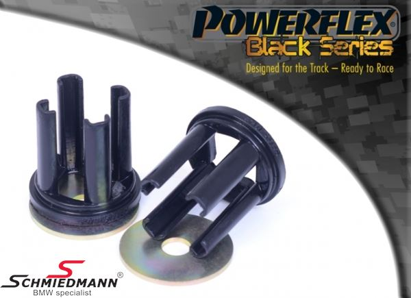 Powerflex racing -Black Series- differential front bush (only inserts) (Position 20 on diagram)