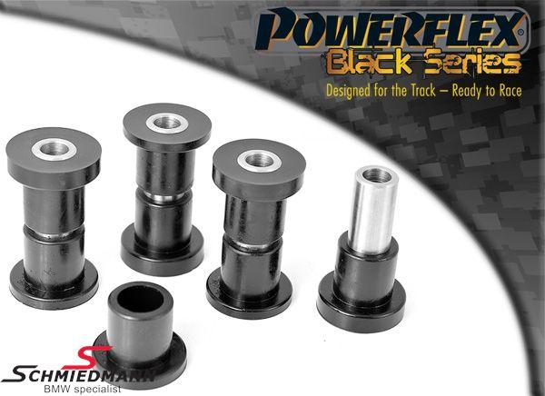 Powerflex racing -Black Series- bagsvingarms-bøsninger