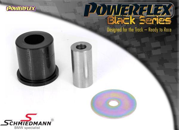 Powerflex racing -Black Series- bagbrobøsnings forrest vandret liggende (der er kun 1 stk. monteret)