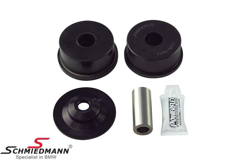 Powerflex racing -Black Series- bagerste bøsning til differentiale (bagtøj)