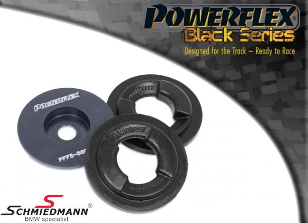 Powerflex racing -Black Series- differential front bush (only inserts cheaper alternative for PFR5-4026 + faster installation)