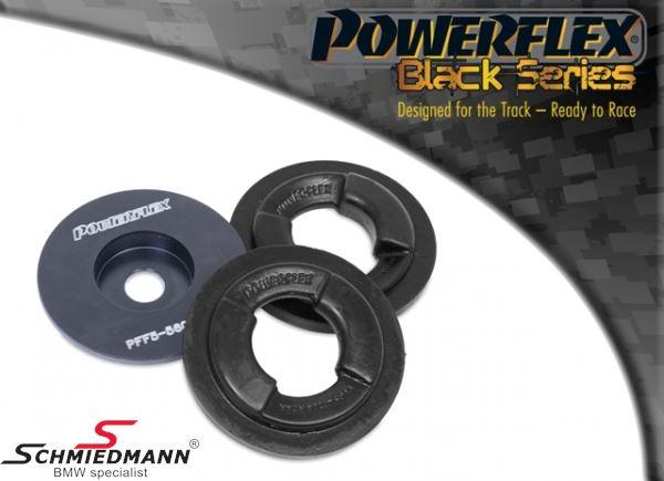 Powerflex racing -Black Series- bagerste bøsning til differentiale (bagtøj) (kun indsatser billigere alternativ til PFR5-4026 + hurtigere montering)
