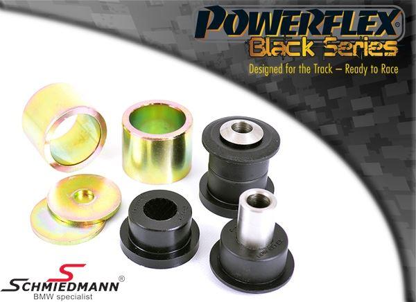 Powerflex racing -Black Series- bære+stræbearms yderste bøsnings-sæt bag (Diagram ref. 12)
