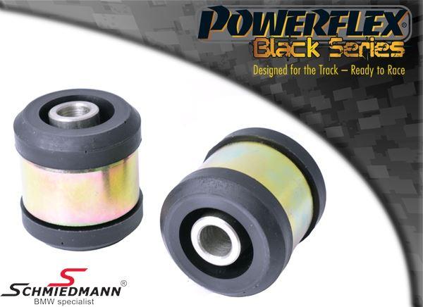 Powerflex racing -Black Series- bærearmsbøsninger bag inderste sæt (Diagram ref. 13)