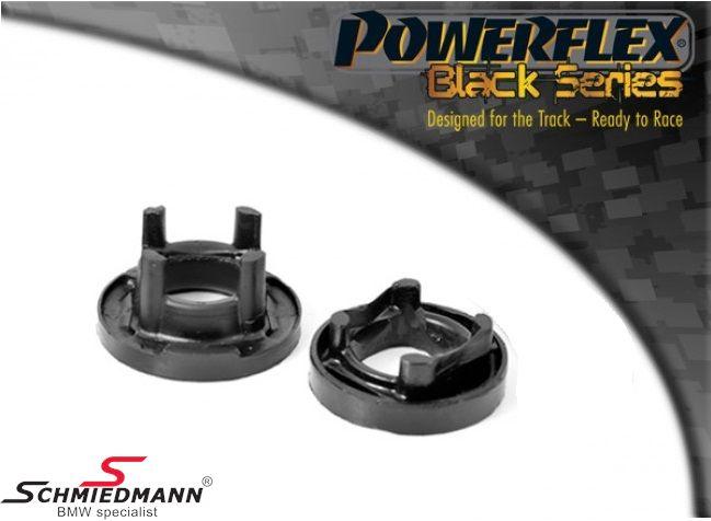 Powerflex racing -Black Series- bagbro-indsatser yderste bageste sæt (kun indsatser billigere alternativ til PFR5-420 + hurtigere montering) <br>Position 19 på diagrammet