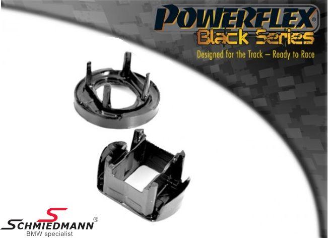 Powerflex racing -Black Series- bagbro-indsatser yderste bageste sæt (kun indsatser billigere alternativ til PFR5-422 + hurtigere montering) <br>Position 20 på diagrammet
