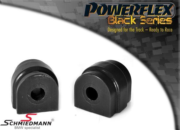 Powerflex racing -Black Series- stabilisator bøsnings-sæt bag 15MM (Diagram ref. 10)