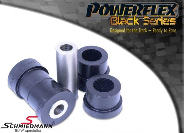 Powerflex racing -Black Series- svingarmsbøsninger inderste mod bagtøjet sæt