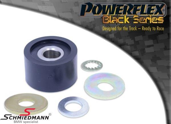 Powerflex racing -Black Series- bagtøjs (differentiale) bøsning, forrest (der er kun et stk. .monteret) (Diagram ref. 21)