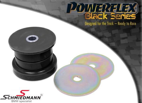Powerflex racing -Black Series- bagbrobøsning bagest vandret liggende (der er kun 1 stk. monteret) (Diagram ref. 26)