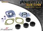 Powerflex racing -Black Series- tårnleje sæt øverst på bagstøddæmperne (der er 2 stk. monteret/sælges som sæt)