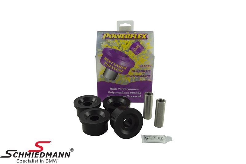 Powerflex racing -Black Series- bagbrobøsnings-sæt yderste (Diagram ref. 6)