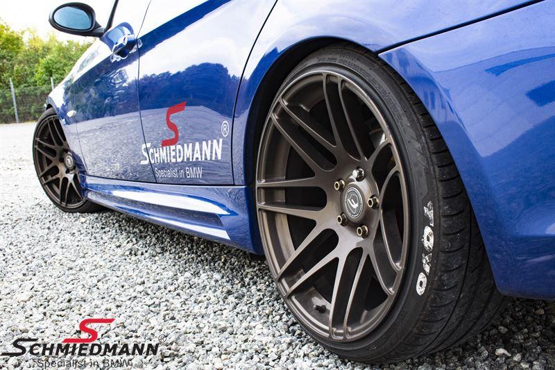 Sideskørte-sæt Motorsport II EVO med luftindtag
