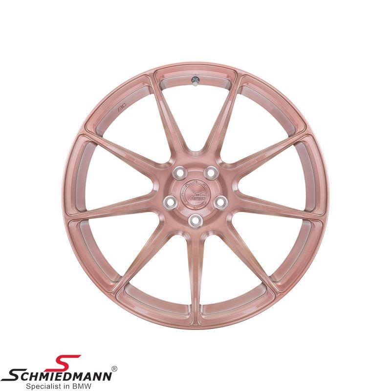 """20"""" BC Forged Wheels -RZ39- smedet (forged) fælg 11X20, ET-mål + farve er valgfri (Passer kun bag)"""