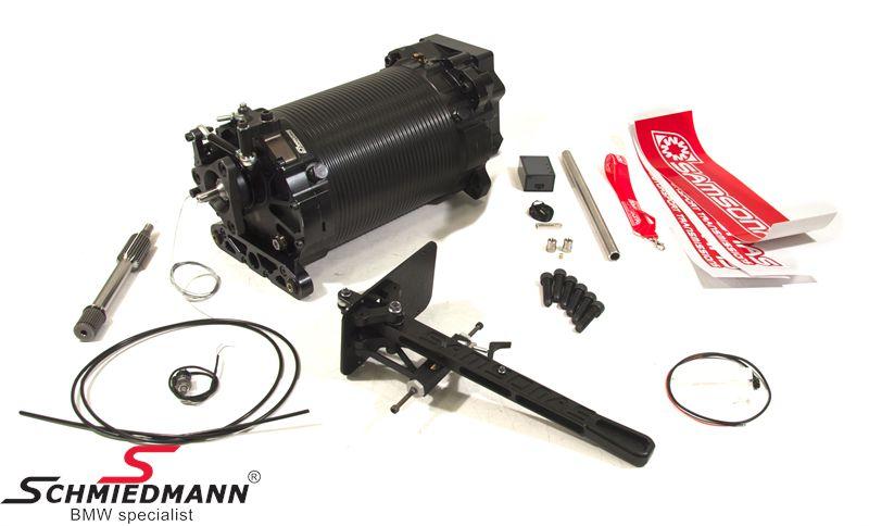Samsonas Motorsport sequential gearbox