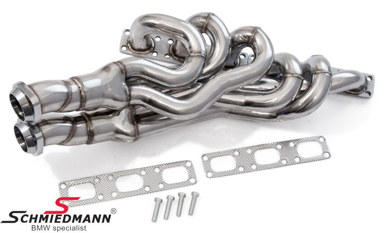 Schmiedmann high flow bananmanifold M52/M54 (Bemærk kan kun monteres sammen med SCM5254KAT)