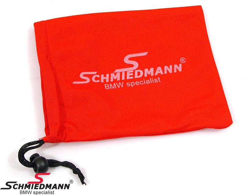 Hjulbolt-poser røde Schmiedmann