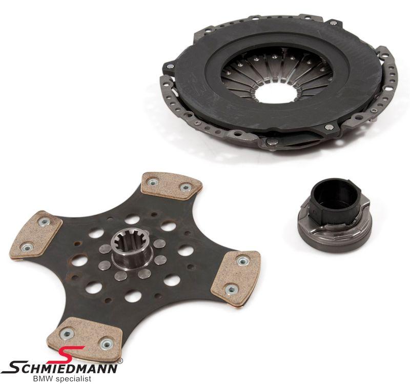 Sportkobling sinter metal Sachs race engineering (bane-brug)