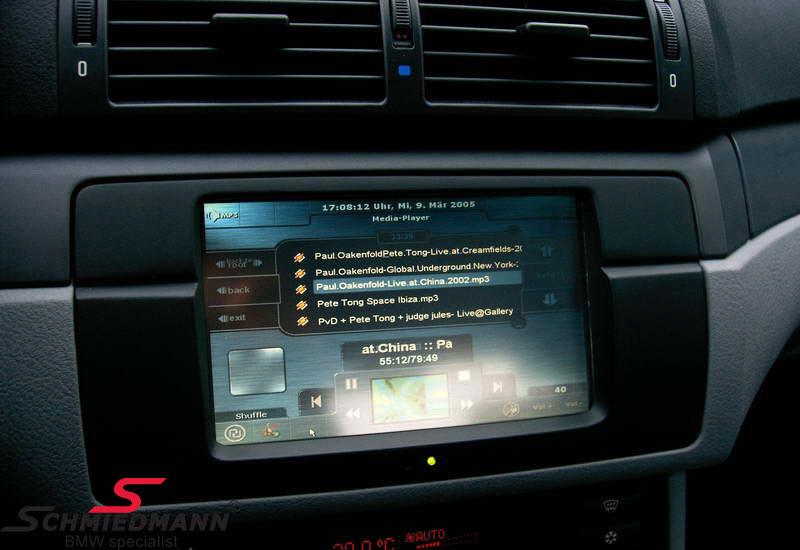 TFT touch screen adapter, hul bredde: 152MM højde: 90MM