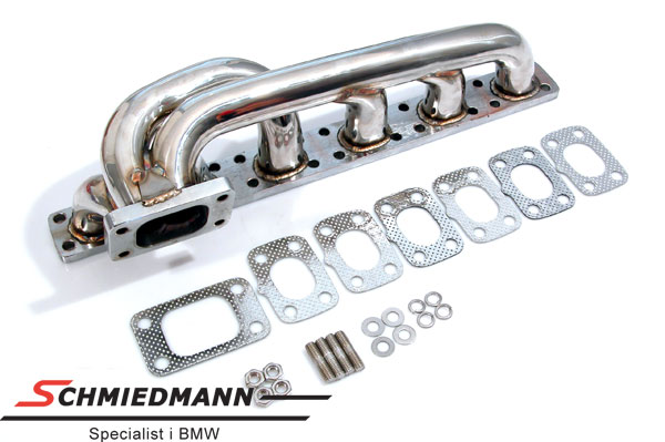 Turbo-manifold rustfri stål