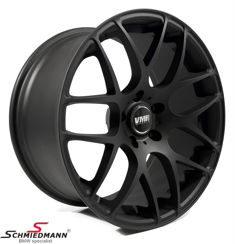 "19"" original VMR -TYPE V710- hyper matt black fælge 9,5x19 (passer kun bag)"