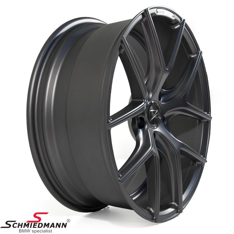 "20"" Z-Performance -Type 9- fælg 8,5X20 ET30, Matte Gun Metal"