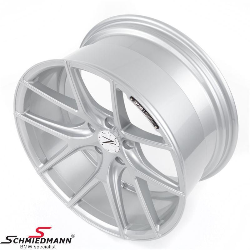 "19"" Z-Performance -Type 9- fælg 8,5X19, Sparkling Silver"