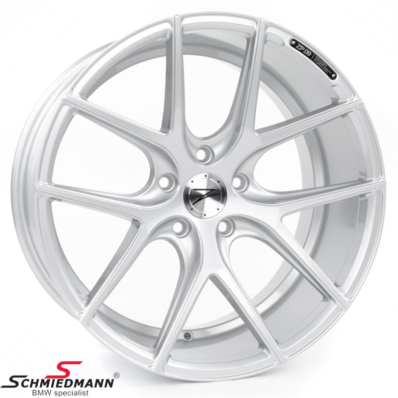 "20"" Z-Performance -Type 9- fælg 8,5X20 ET35, Sparkling Silver"